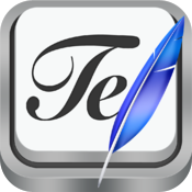 Textilus Word Processor - Editor for Microsoft Office Word , OpenOffice & Scrivener icon
