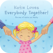 Katie Loves Everybody Together icon