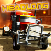 Headlong racing icon