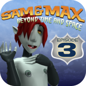 Sam & Max Beyond Time and Space Ep 3 icon