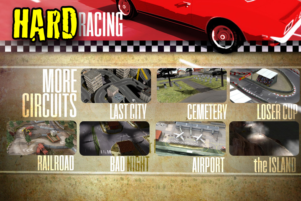 Hard Racing screenshot 2