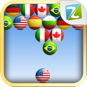 Bubble Shooter World HD icon