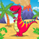 Dino Fun - Children's Educational Dinosaurs Game