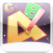 Paint the Alphabet for Kids FREE icon