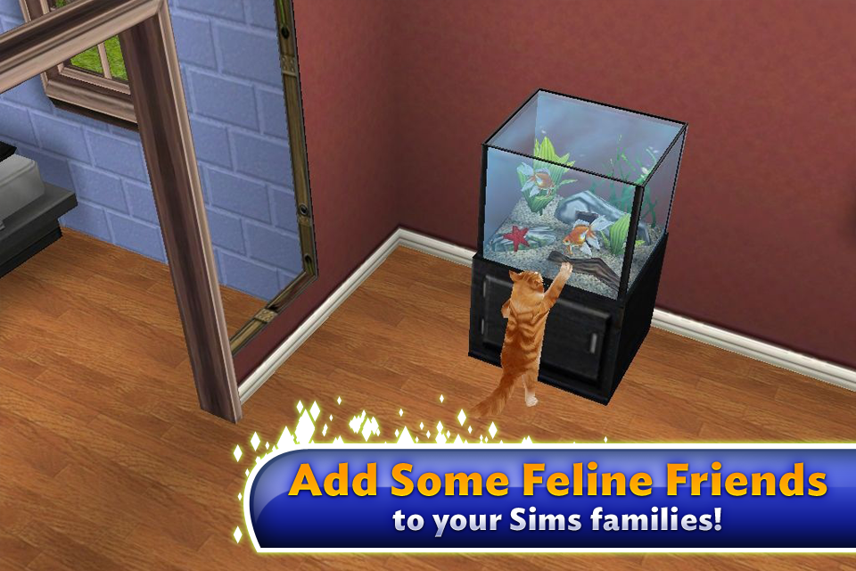 Party On with a New Update to The Sims FreePlay!