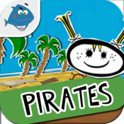 Deskplorers Pirates (History Book) - for 7 to 11 yo kids