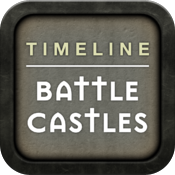 Dan Snow's Battle Castles icon