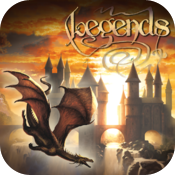Dragon Legends by Ciruelo icon