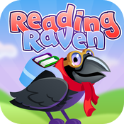 Reading Raven HD icon