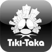 Tiki-Taka Football : Touch & Flick Soccer Game icon
