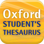 Oxford Student's Thesaurus icon