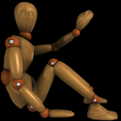 Poseable