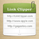 Link Clipper™ - Private & Social Bookmark. Just Paste Your Link Information!