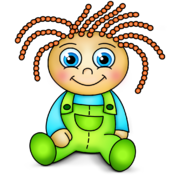 123 Kids Fun PUZZLE GREEN - Educational app for toddlers and preschoolers icon