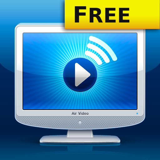 free Air Video Free - Watch your videos anywhere! iphone app