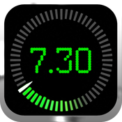 Tap Alarm Clock Lite icon