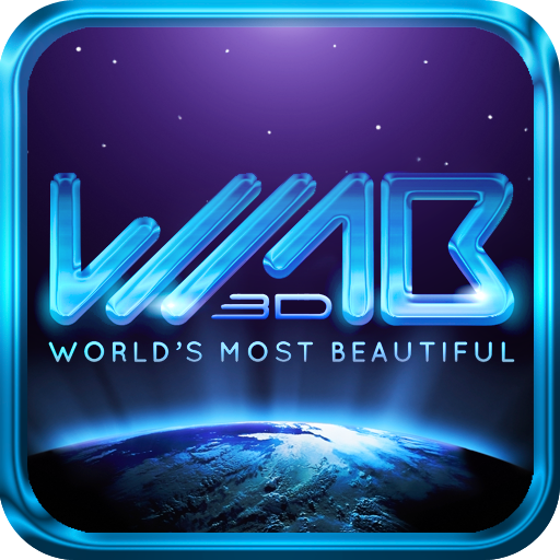 WMB 3D: World's Most Beautiful for iPhone