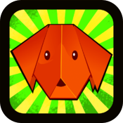 Origami Dog World icon