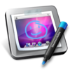 窗口上进行随意绘制 Deskscribble for Mac