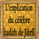 Explication du hadith de Gabriel (Lire audio)
