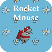Rocket Mouse Game icon