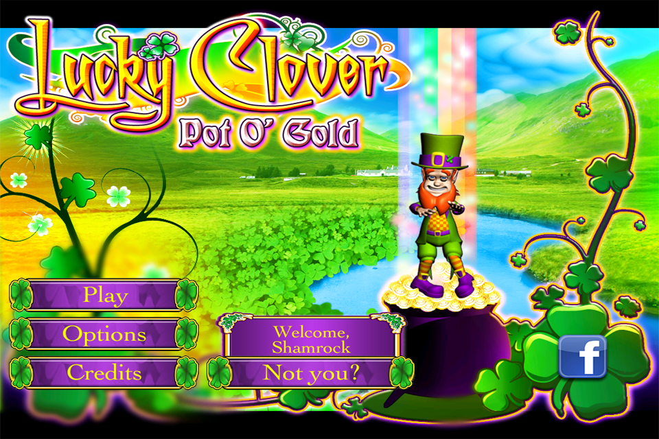 Free Lucky Clover iPhone Game