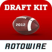 RotoWire Fantasy Football Draft Kit 2012 icon
