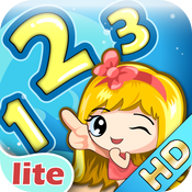 Counting Fun Lite for iPad icon