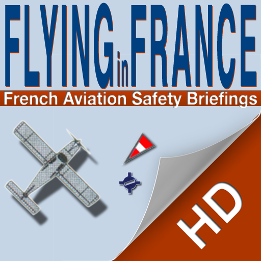FLYING IN FRANCE HD