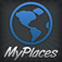 MyPlaces - store, find & share your favorites places