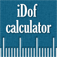 iDof Calc for iPhone