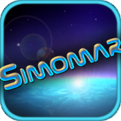 Simomar: space shooter icon