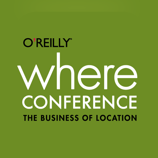 Where Conference – the Official Event App for the O'Reilly Where Conference