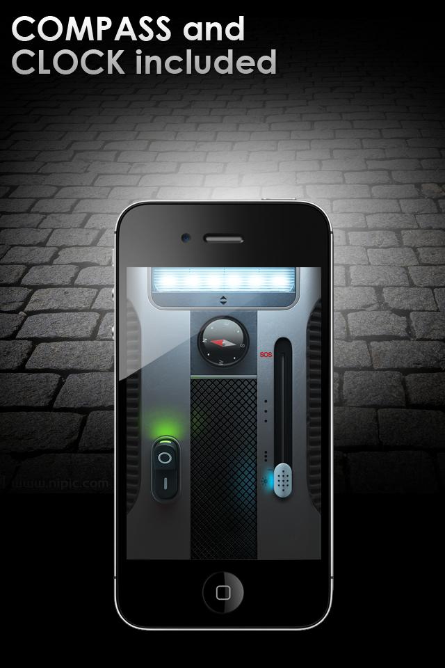 Flashlight∞ screenshot 2