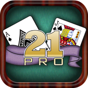 21 Pro: Blackjack icon