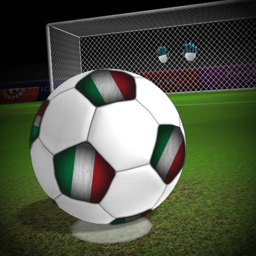 لعبــة Soccer Showdown لعشاق الكره ولتجربة لعب ضربات الجزاء بطريقه جديده