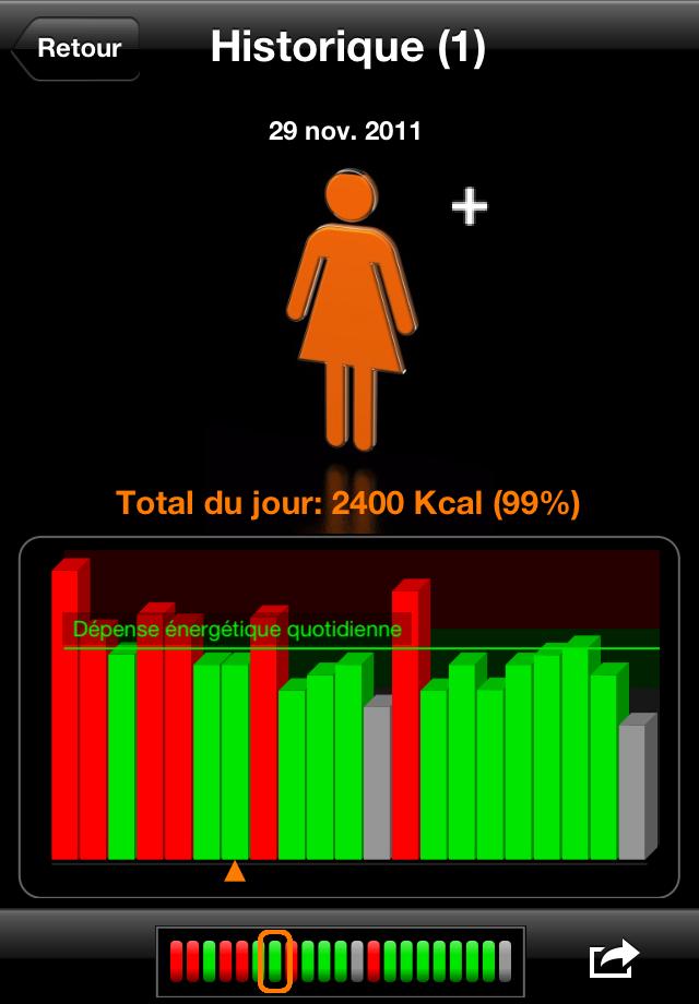 Copie d'écran 5 de l'application