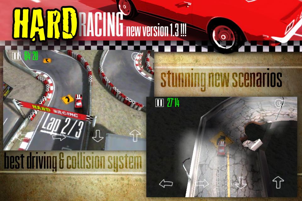 Hard Racing screenshot 3