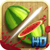 Fruit Ninja HD Review icon