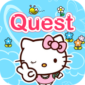 Hello Kitty Quest - fun and additive free games icon