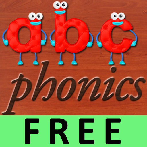 ABC Phonics Animated  Free - Read, Write and Spell