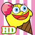 Yummy Creamy Ice for iPad Games App for Preschool Toddlers and Babies 1 to 5 years Game Apps