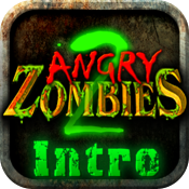 Angry Zombies 2 Intro for iPad icon