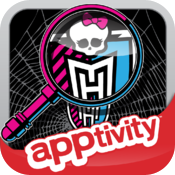 Apptivity™ Monster High™ Finders Creepers™ icon