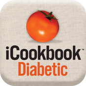 iCookbook Diabetic – Recipes and nutritional information plus health articles for people with diabetes icon