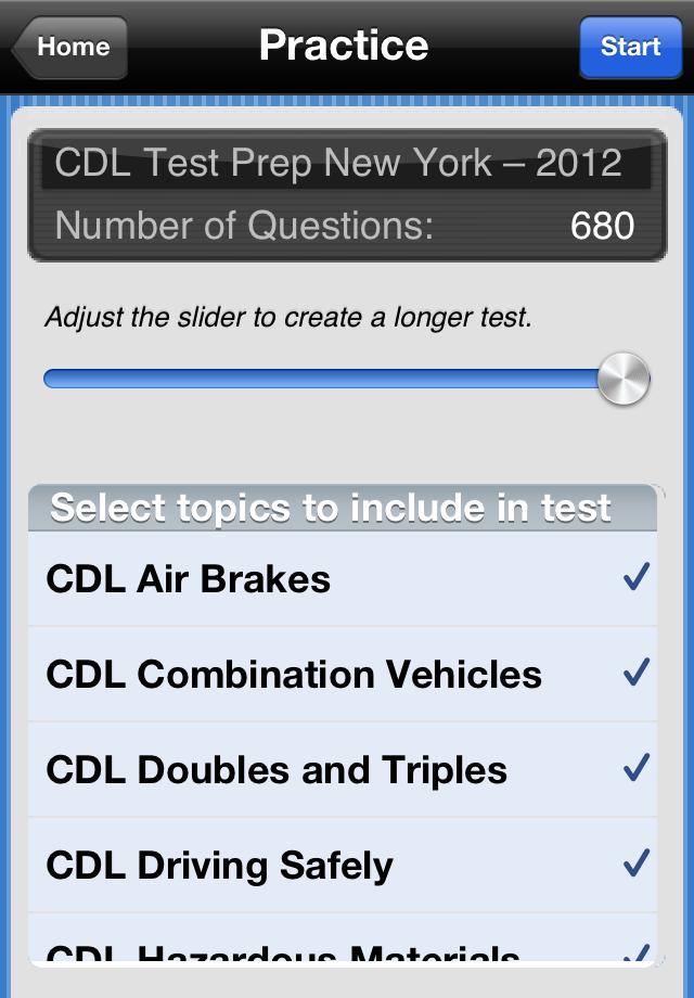 Cdl test prep new york per kelvin beecroft