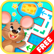 Toddler Maze 123 Free icon