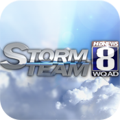 STORM TEAM 8 LIVE WEATHER HD icon
