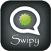Swipy-(e-mail yourself or save in Dropbox by swiping) HD