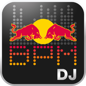Red Bull BPM DJ icon